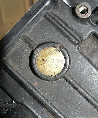 Johnson plug